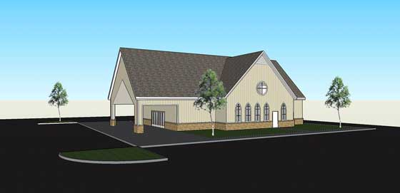 St. Joseph Church Rendering
