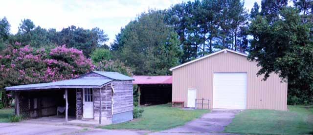 Organization - Barn